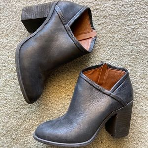 Lucky Booties Size 9